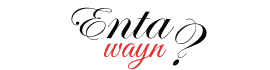 EntaWayn.com | By Viken Tchaparian logo