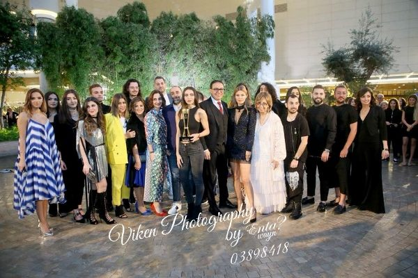 The Fourth Edition Of The Beirut Young Fashion Designers Competition Entawayn Com By Viken Tchaparian